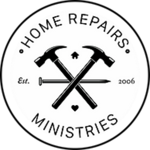 HRM Logo of two crossed hammers and a nail
