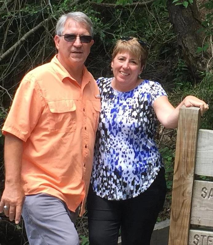 Donors David and Nancy Scwartz